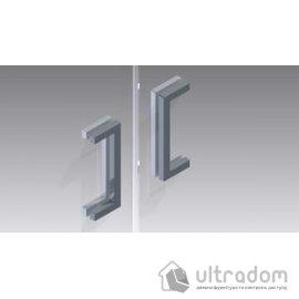 Valcomp Комплект самоклеющихся ручек для стеклянных дверей image