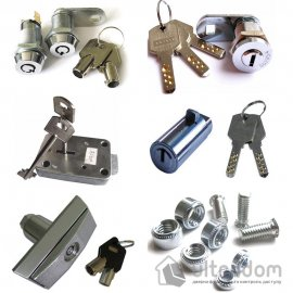 Замки для оборудования и сейфов image