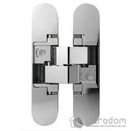 Петля скрытая Anselmi Istar 505 3D, 40 кг/пара петель (AN 140 3D) image