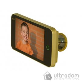 "AMIG Видеоглазок, дисплей 4,0"" HD image"
