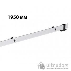 Направляющая рельса 1950 мм Mantion ROC Design в стиле LOFT, матовая белая image