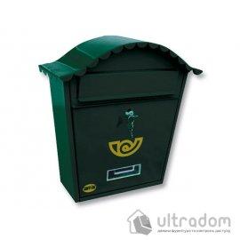 Почтовый ящик Amig m.1, цвет - зелёный image