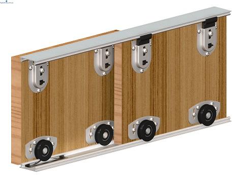 раздвижные системы для дверей
